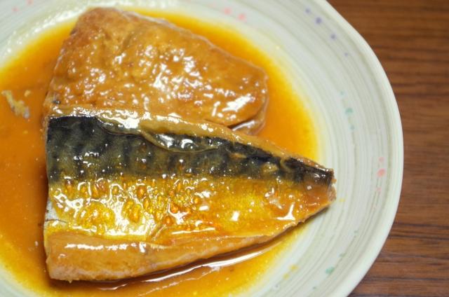 DHAを減らさないようにサバの味噌煮をつくる
